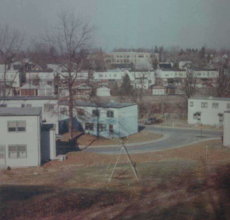 Old Parkridge, circa 1974