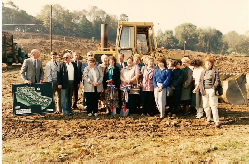 Parkridge groundbreaking
